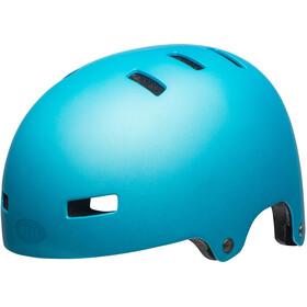 Bell Span Kask rowerowy Dzieci, matte bright blue